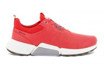 ecco Golf Biom Hybrid 4 (Damen, Rot) Golfschuhe