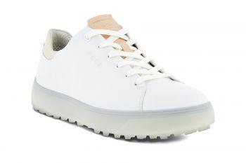 ecco Golf Tray (Damen, Weiß) Golfschuhe