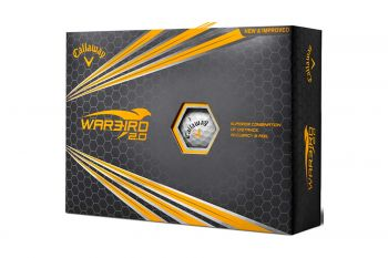 Callaway Warbird 2.0 Golfbälle