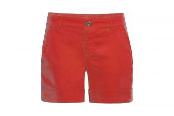 Girls Golf Bermuda (Rot) Shorts