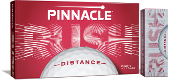 Pinnacle Rush Golfbälle