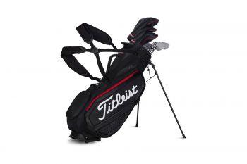 Titleist Premium Jet Black Standbag