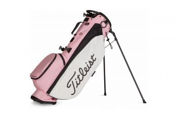 Titleist Pink Out Players 4 Standbag - Limited Edition