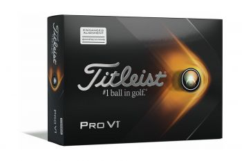 Titleist Pro V1 2021 Enhanced - Alignment Golfbälle