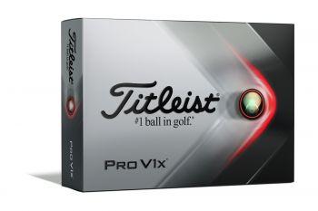 Titleist Pro V1x 2021 Golfbälle