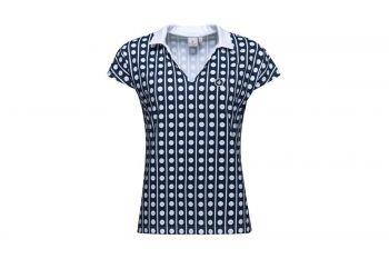 Cross Dot Poloshirt