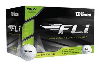 Wilson F.L.i. Golfbälle