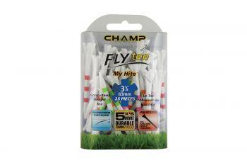Champ My Hite Fly tee Kunsstoff-Tee
