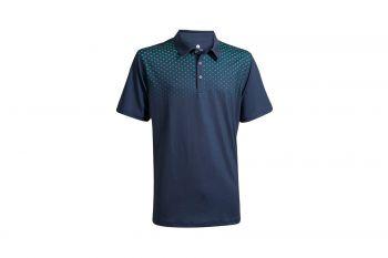 Backtee Sports Quick Dry UV (Herren, Navy) Poloshirt
