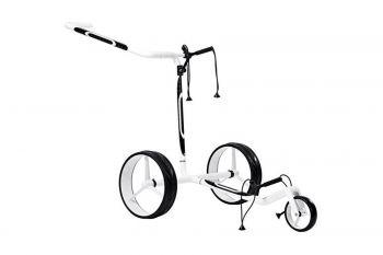 JuCad Carbon 3-Rad Trolley