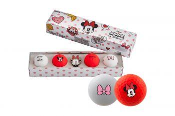 Volvik Motivball Disney Geschenkset - Minnie Mouse