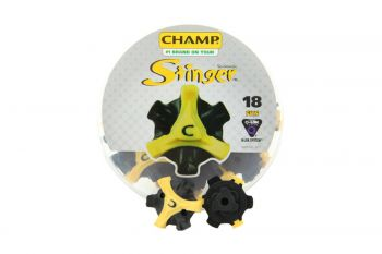 Champ Spikes Scorpion Stinger Q-Lok 16 Stück
