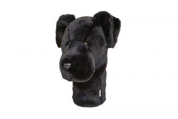 Daphne Headcover Schwarzer Labrador