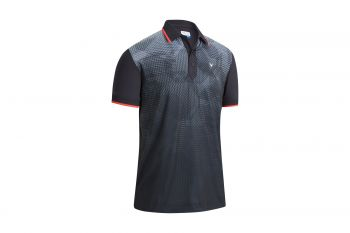 Callaway Gradient Printed Poloshirt
