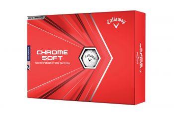 Callaway Chrome Soft Golfbälle