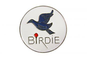 Navika Ballmarker mit Clip - Birdie