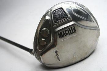 MacGregor MacTec NVG2 (Regular) 9.5° Driver