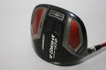 Adams Insight XTD a3 (Regular, linkshand) 10.5° Driver