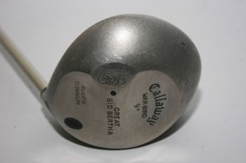 Callaway Great Big Bertha (Firm) 9° Driver