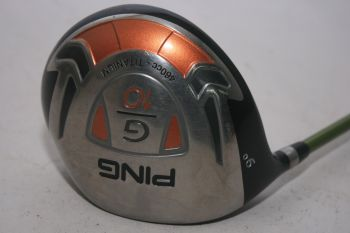 Ping G10 (Stiff, linkshand) 9° Driver
