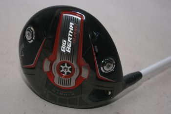 Callaway Big Bertha Alpha 815 (Regular, linkshand) 9° Driver