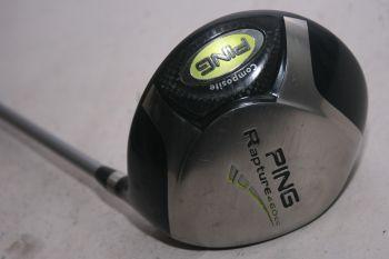 Ping Rapture (Stiff) 9° Driver