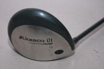 Kasco K2K 01 (Stiff, Linkshand) 11° Driver