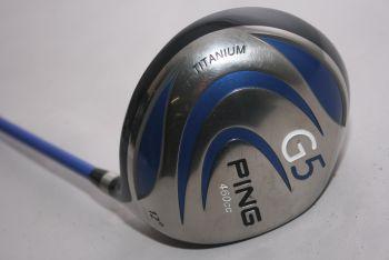 Ping G5 (Stiff) 12° Driver