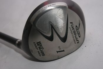 Wilson Deep Red 305cc (Regular) 9° Driver