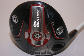 Callaway Big Bertha Alpha 815 (Stiff, Linkshand) 9° Driver
