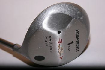 Komperdell High Velocity (Regular, 44,5 inch) 9,5° Driver