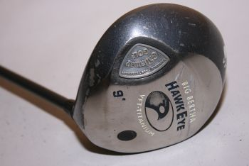 Callaway Hawk Eye VFT (Regular) 9° Driver