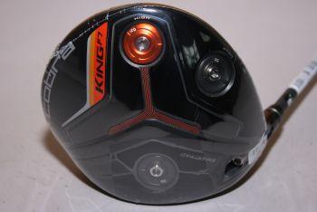 Cobra King F7 (Stiff, Linkshand, NEU) 9°-12° Driver