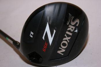 Srixon Z 355 (Stiff) 9,5° Driver