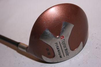 TaylorMade Titanium Bubble (Regular) 9,5° Driver