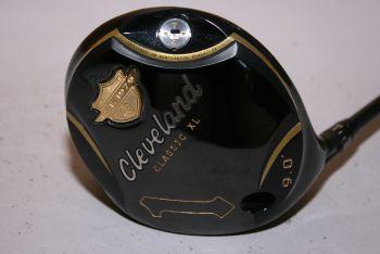 Cleveland Classic XL Custom (Stiff, Linkshand) 9° Driver