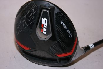 TaylorMade M6 (Regular, Linkshand) 10,5° Driver