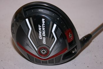 Callaway Great Big Bertha 2015 (Stiff, Linkshand) 10,5° Driver