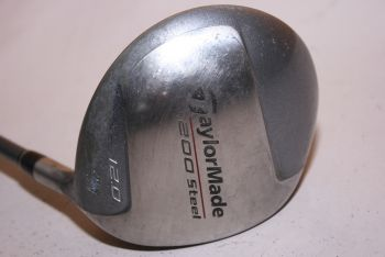 TaylorMade 200 Steel (Ladies) 12° Driver