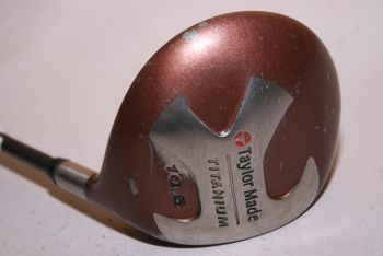 TaylorMade Titanium Bubble (Regular) 10,5° Driver