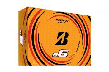 Bridgestone e6 Soft Golfbälle
