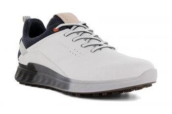 ecco S-Three (Herren, Weiß) Golfschuh