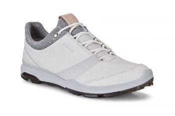 ECCO Golf Biom Hybrid 3 (Damen, White/Black) Golfschuh