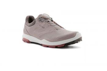 ecco Biom Hybrid 3 (Damen, Grey Rose/Petal) Golfschuh