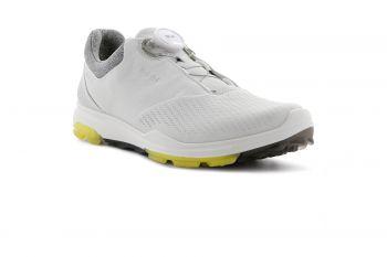 ecco Biom Hybrid 3 BOA  (Damen, Weiß) Golfschuh