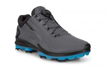 ecco Golf Biom G3 Boa (Herren, grau) Golfschuhe