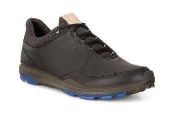 ECCO Golf Biom Hybrid 3 (Herren, Black/Bermuda Blue) Golfschuh