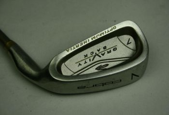 Cobra Gravity Back (Graphit, Ladies) Eisen 7