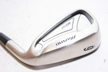 Mizuno MX-17 (Stahl, Regular, +0.5°, 2°up) Eisen 6