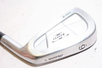"Miozuno T-Zoid Pro-II Forged (Stahl, Regular, +0.5"", 2°up) Eisen 6"